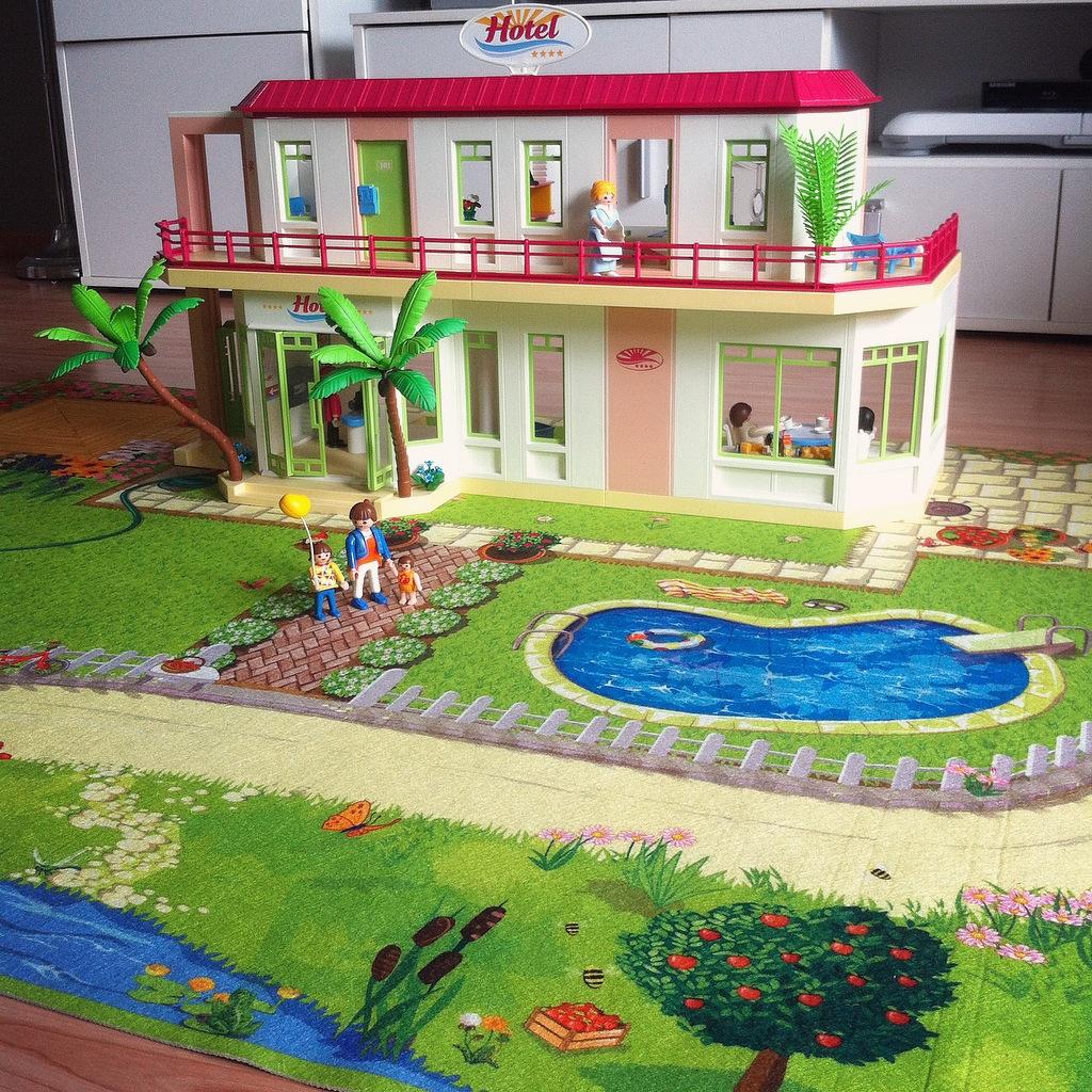 Playmobil Ferienhotel